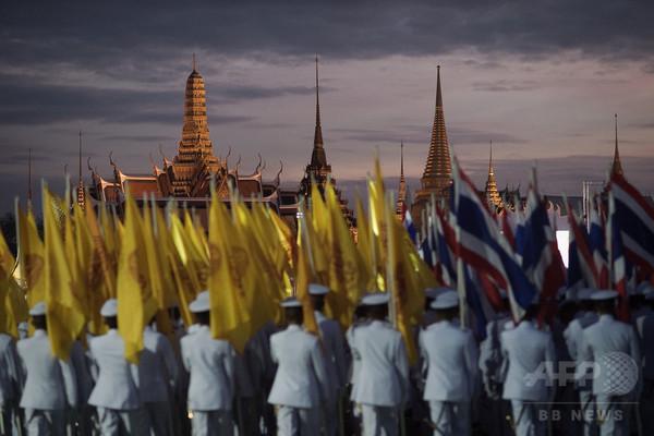 タイ、軍政プロパガンダ動画にヒトラー