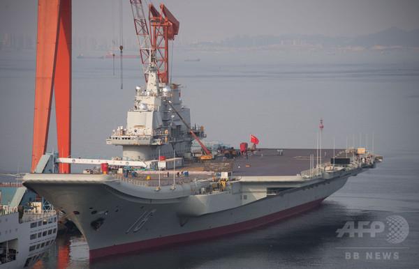 中国が2隻目の空母を建造か、市公式アカウントに投稿 即削除
