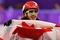ジラールが金、韓国期待のイムは4位 ショートトラック男子1000m