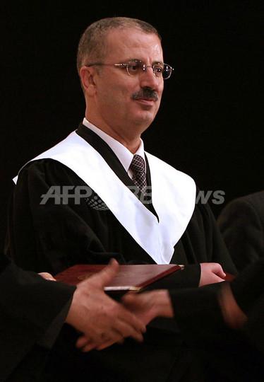 パレスチナ新首相にナジャフ大学学長を指名