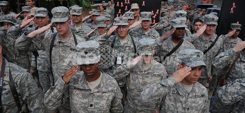 09年の世界の軍事費、トップは米国 中国が2位に