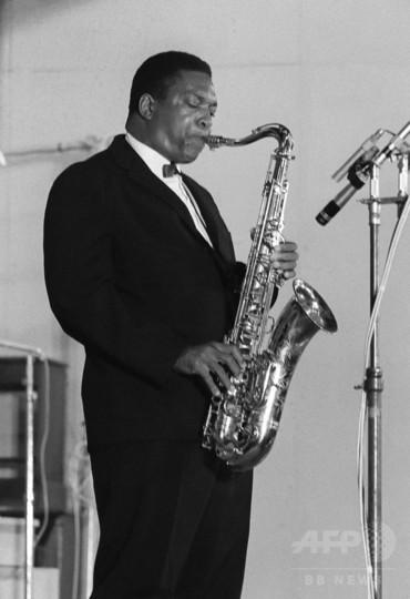 ジャズ界のレジェンド、コルトレーンの55年前の未発表音源 発売へ