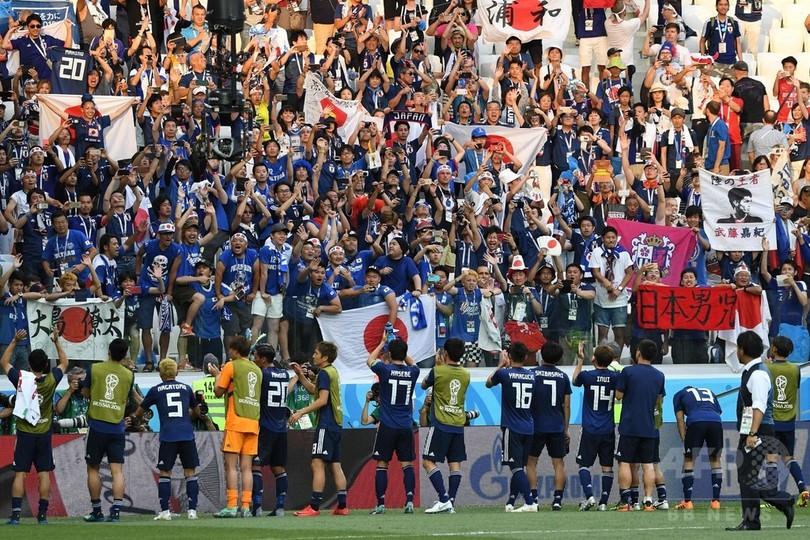日本が決勝T進出! ポーランドに敗れるも組2位で突破