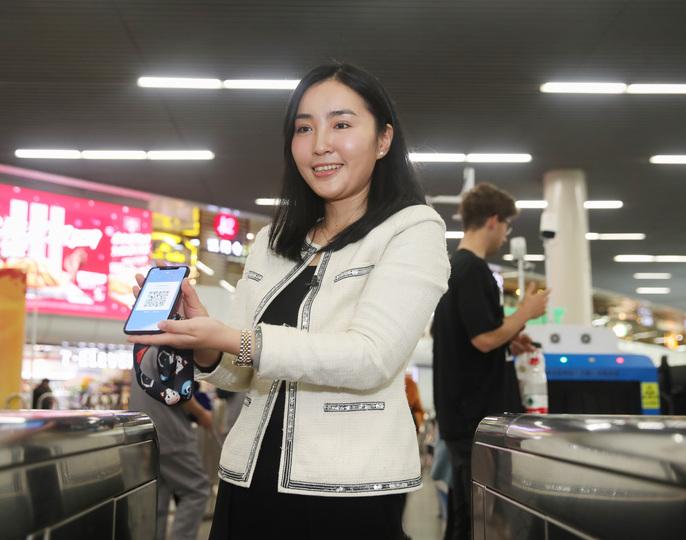 上海、杭州、寧波の地下鉄、二次元バーコードで相互利用可能に