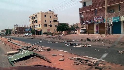 動画:スーダン、流血のデモ隊強制排除から1週間 新たに4人死亡 一連の死者118人に
