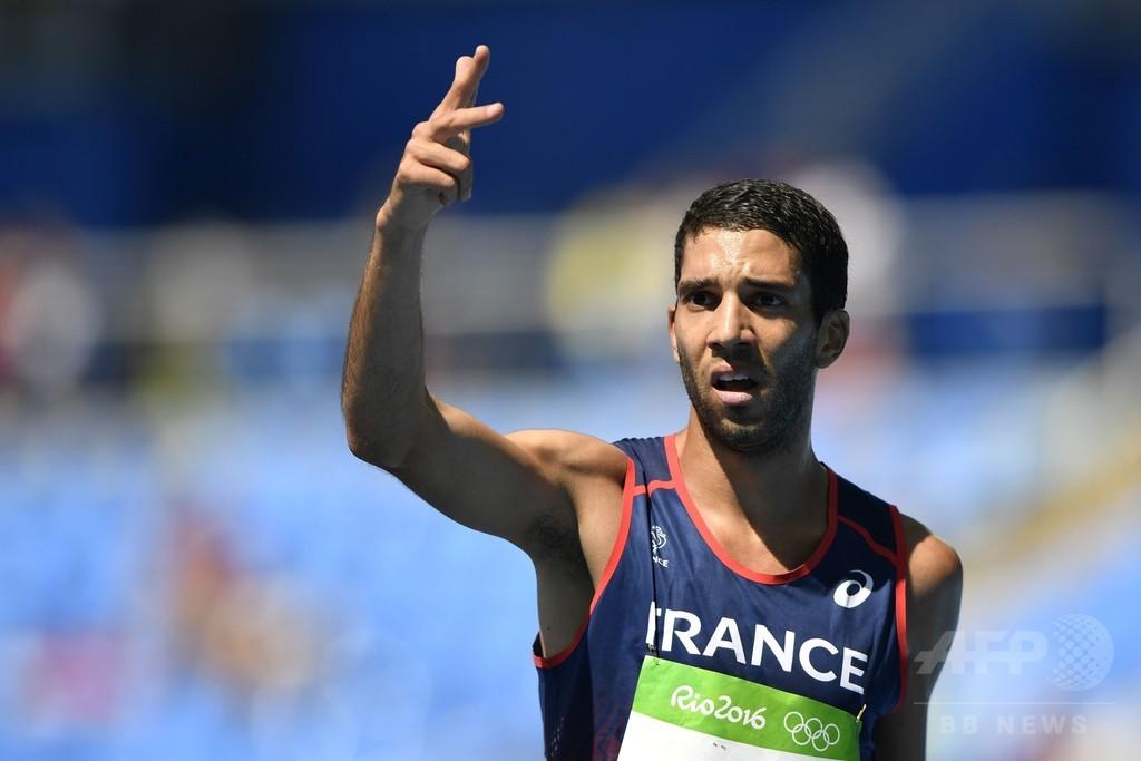 ケンボイ失格でメキシベナバが繰り上げ銅 男子3000m障害