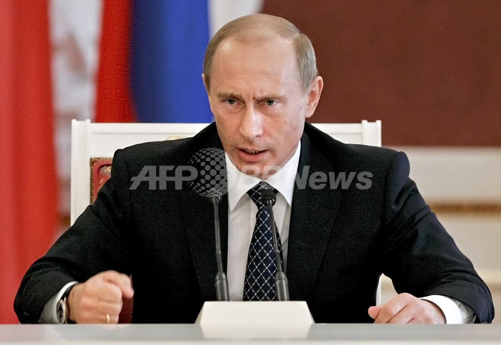 米による東欧ミサイル防衛システム配備、プーチン大統領が「相互破壊につながる」と警告 - ロシア