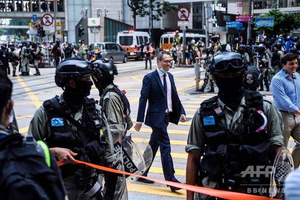 香港「国家安全法」めぐる安保理会合、中国が開催阻止