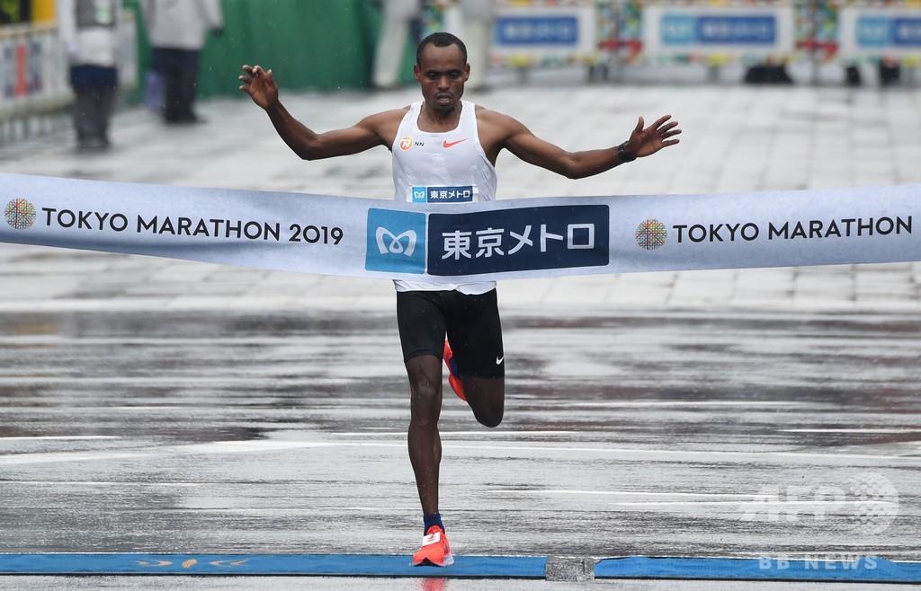 エチオピア勢がアベックV、レゲセは男子歴代2位タイム 東京マラソン
