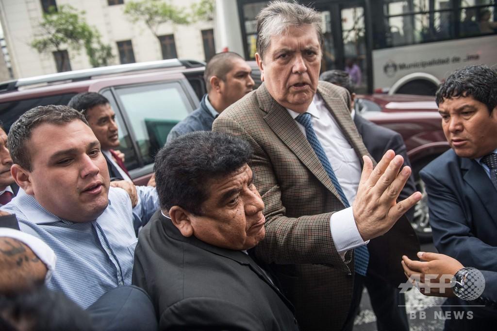 ウルグアイ、元ペルー大統領の亡命申請を却下