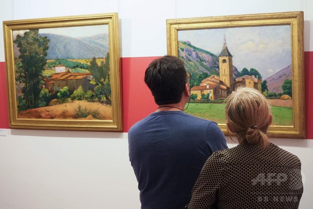 衝撃の鑑定結果 収蔵品の60%が偽物 南仏の美術館に打撃