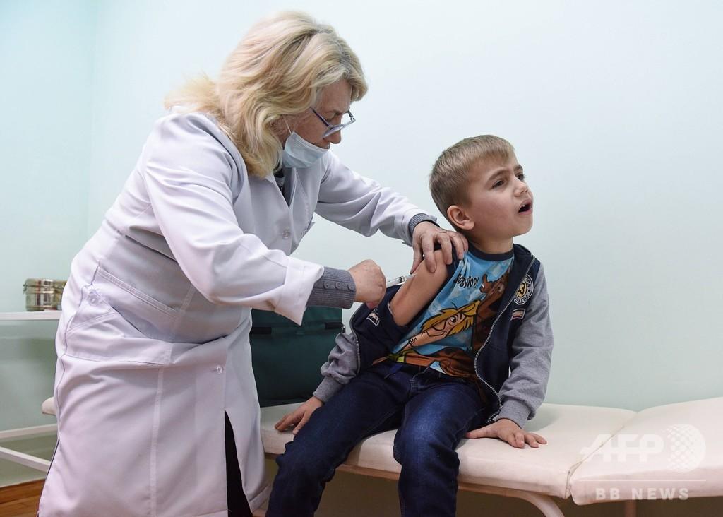 ワクチン忌避は「伝染病」、国連会合で対策強化呼び掛け