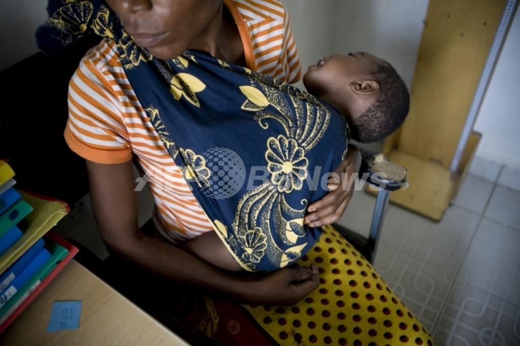 サハラ以南での感染症拡大、HIVなどによる免疫力の低下が原因 英研究
