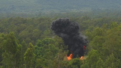 動画:タイ貯蔵の対人地雷すべてが爆破処理、オタワ条約の目標に前進