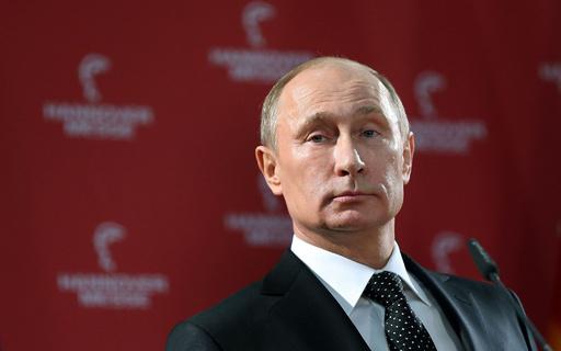 2012年のプーチン大統領の世帯収入、報道官より低かった