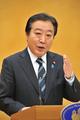 野田首相、原発事故「責任は共有すべき」 外国プレスと会見