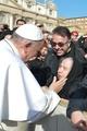 「お年寄りはエイリアンではない」、ローマ法王