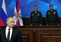 米がINF全廃条約破棄なら地上発射型ミサイルを開発、プーチン大統領