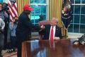 米歌手カニエ・ウエストさん、大統領選への立候補表明 トランプ氏に挑む