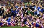 アトレティコ、レアル下しスーパーカップ制覇