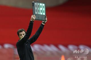 アジア杯、延長戦の4人目交代枠導入を決定
