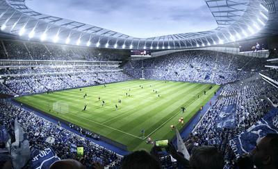 スパーズの新スタジアム、来月中の開場が延期に 安全上の問題で