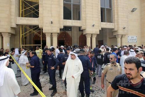 ... の 首都 クウェート 市 で 自爆