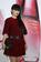 東信氏の作品で鮮やかな赤を表現、「SHISEIDO」新美容液