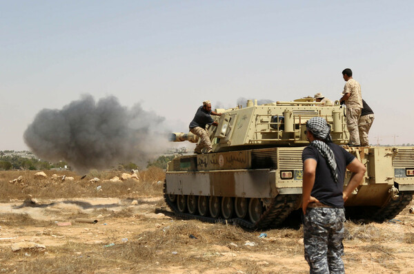 ISと交戦、34人死亡=リビア