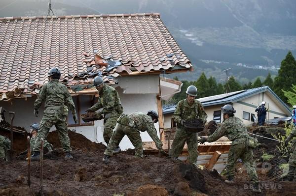 徹底解説自衛隊:災害大国に圧倒的存在価値