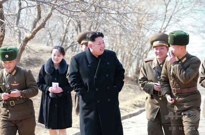 金正恩氏の実妹、平昌五輪に合わせ韓国を訪問へ
