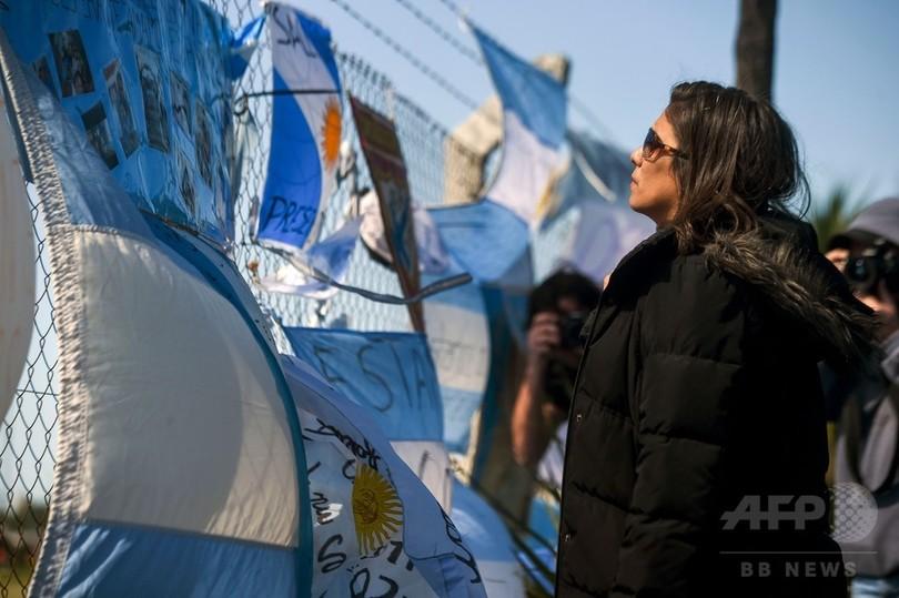 アルゼンチン潜水艦、異音は爆発 海軍が認める