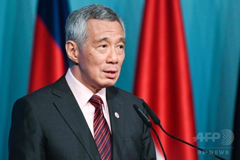 東南アジアはISとサイバー攻撃の脅威に直面、シンガポール首相が警告