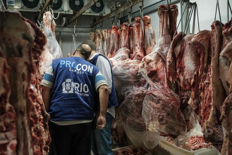 中国など3か国、ブラジル産食肉の輸入禁止解除を決定