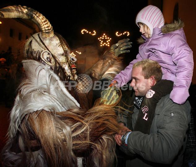 悪魔なんて怖くない? バイエルン伝統の「デーモン・パレード」