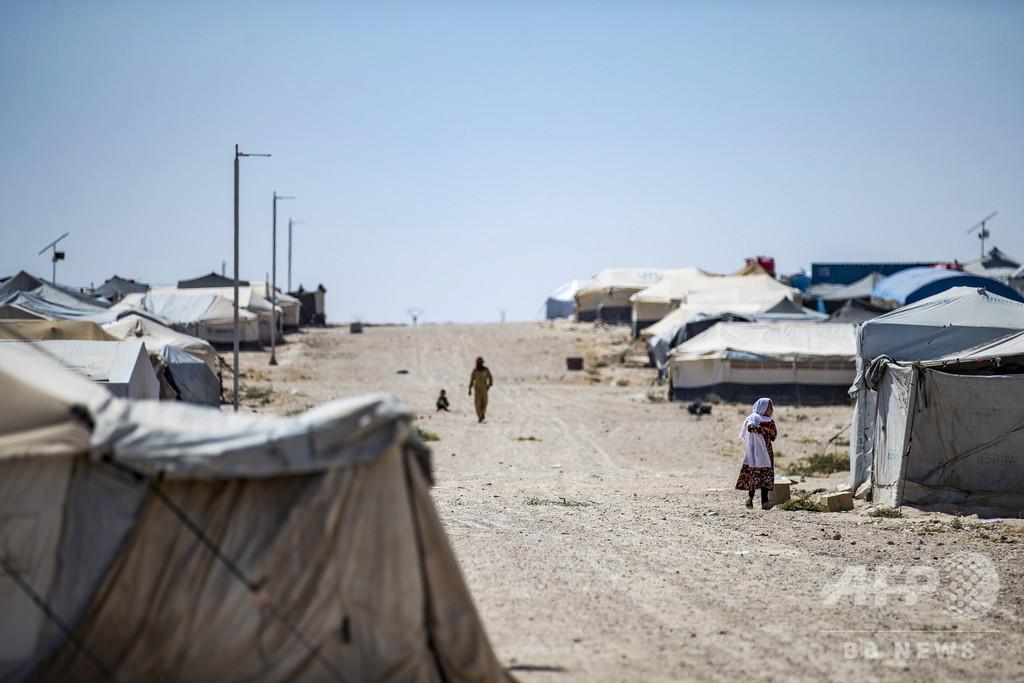 カナダ、IS戦闘員孤児引き取り シリアから