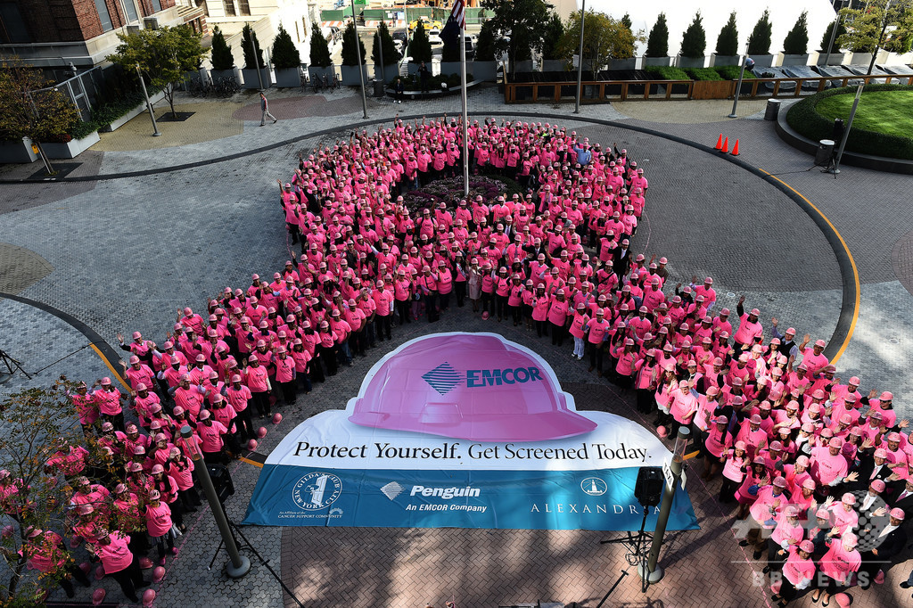 進行乳がん新治療薬で生存率が大きく改善、ホルモン療法と共用で 研究