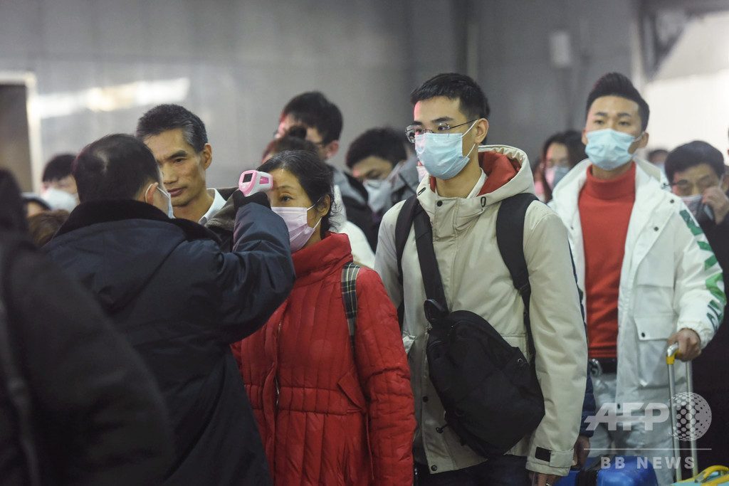 中国・浙江省2都市で移動制限 新型ウイルス感染拡大受け