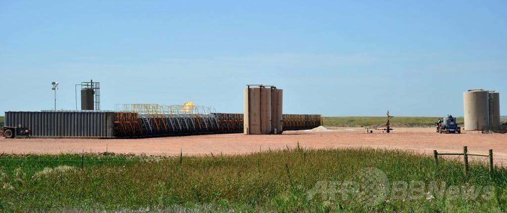米オクラホマ州の地震急増、原油・天然ガス排水の地下注入が原因 研究