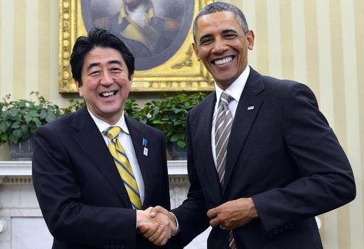 安倍首相、ハーグ条約加盟を表明 日米首脳会談で