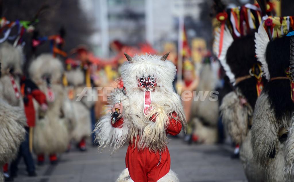仮面踊り国際フェスティバル、ブルガリア