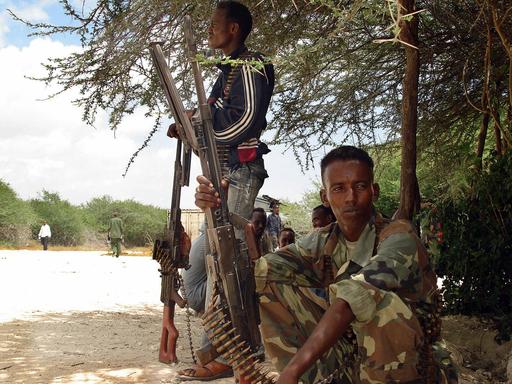 <ソマリア紛争>駐留エチオピア軍への襲撃事件発生 - ソマリア