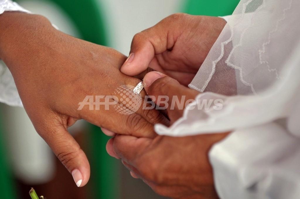 こん睡状態の女性、自らの結婚式のため目覚める イタリア