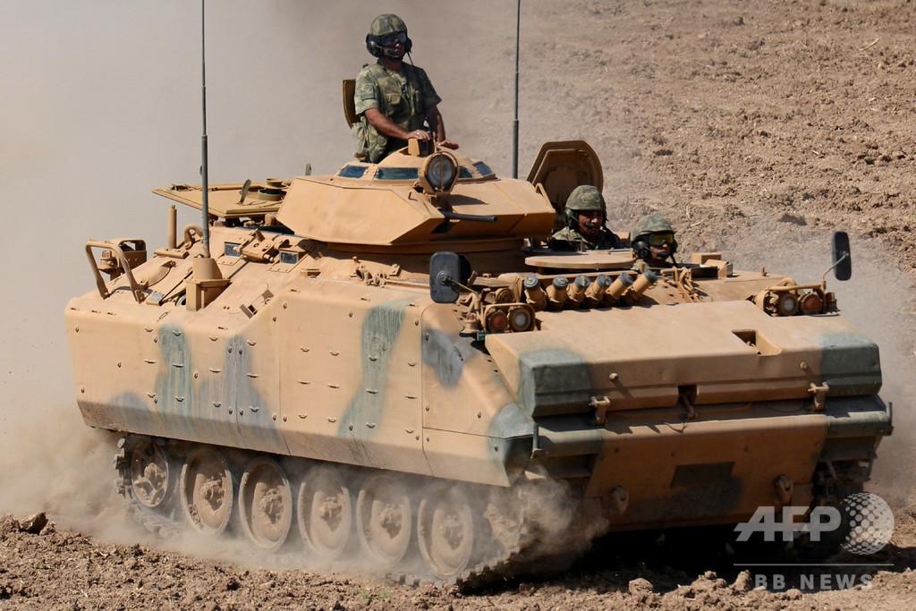 トルコがイラク北部で対クルド作戦、兵士1人 民間人5人死亡