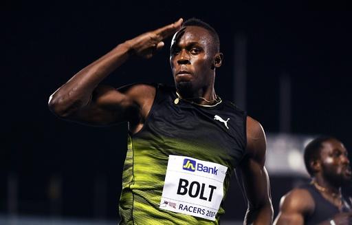ボルトは「陸上界のアリ氏」、IAAFのコー会長が称賛