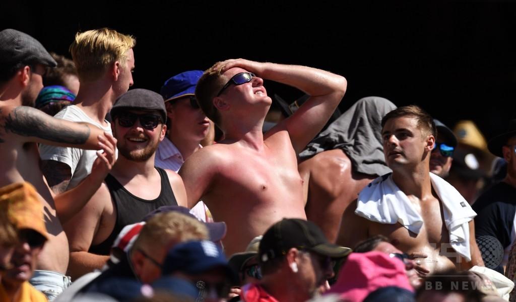 南半球の豪シドニー、気温47.3度を記録