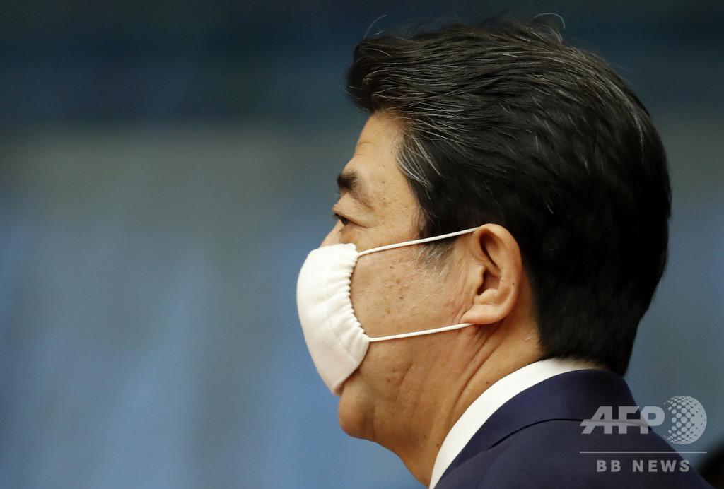 安倍首相、緊急事態宣言を全国で解除