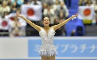 【写真特集】浅田真央~世界を魅了した演技と笑顔