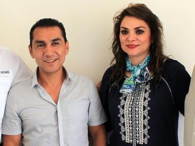 メキシコ学生失踪事件、襲撃指示容疑の前市長とその妻を拘束 メキシコ学生失踪事件、襲撃指示容疑の前