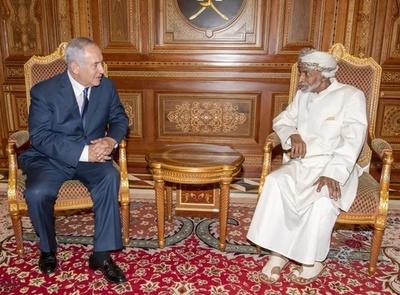 イスラエル首相のオマーン訪問にパレスチナから懸念